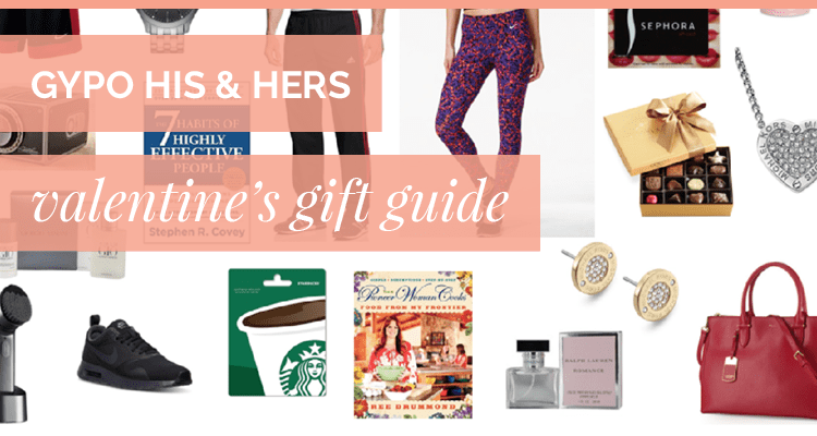 GYPO – His & Hers Valentine's Gift Guide