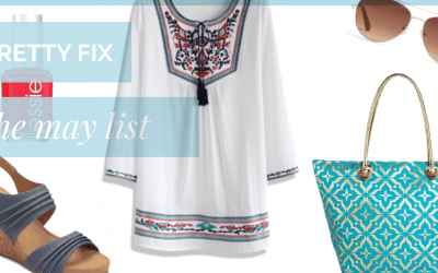 Pretty Fix:  The May List