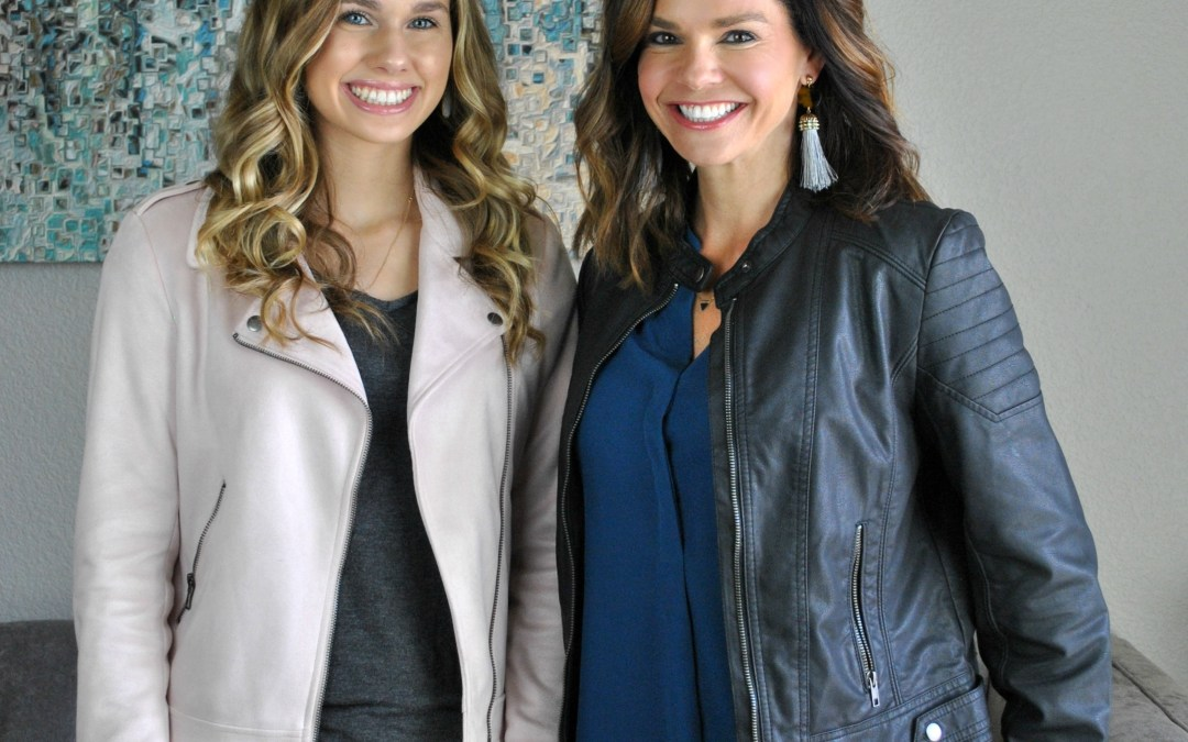 A BIG Announcement and Giveaway! Meet Alison and Aubrey