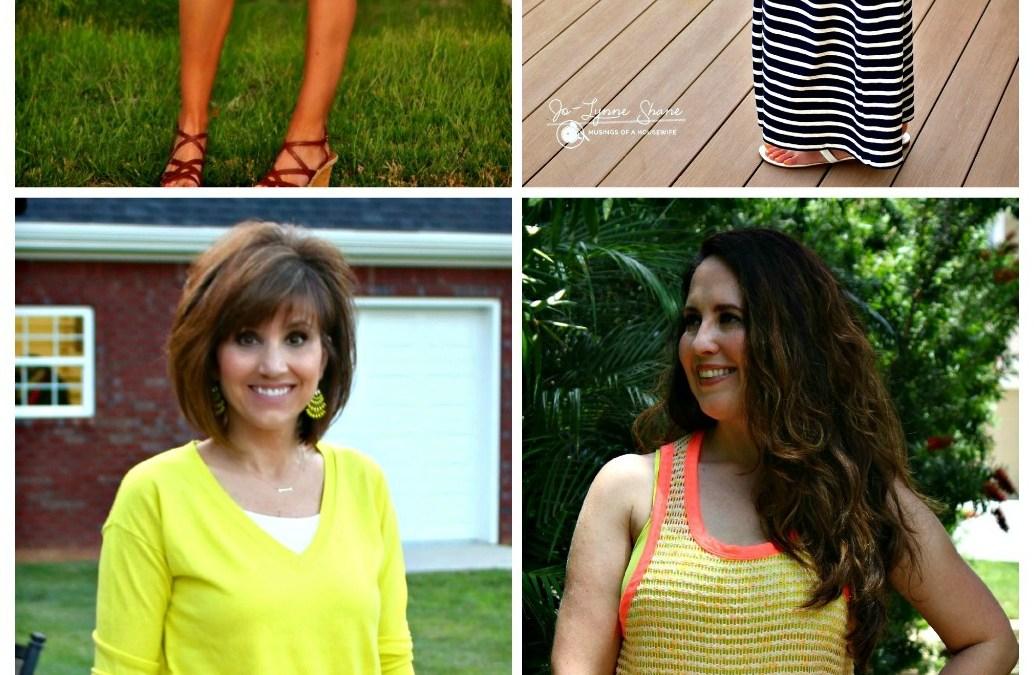 Style Collaboration   Three Ways to Wear Neon