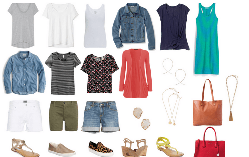 Rebuild Your Wardrobe: All the Summer Closet Staples You Need