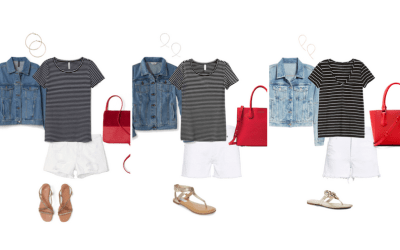 Style Your Budget: Summer Closet Staples