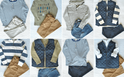 Boys Mix and Match Back to School Outfits from J. Crew Factory