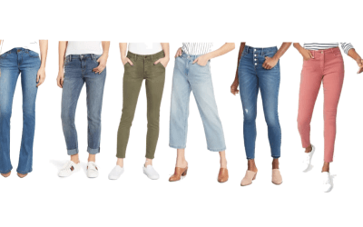 Your Guide to Spring 2019 Denim Trends