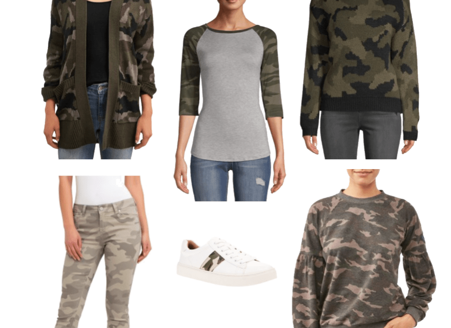 Easy Ways to Add Camo to Your Wardrobe for Fall