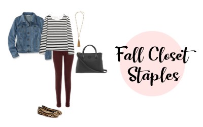 Get This Fall Look Using Closet Staples