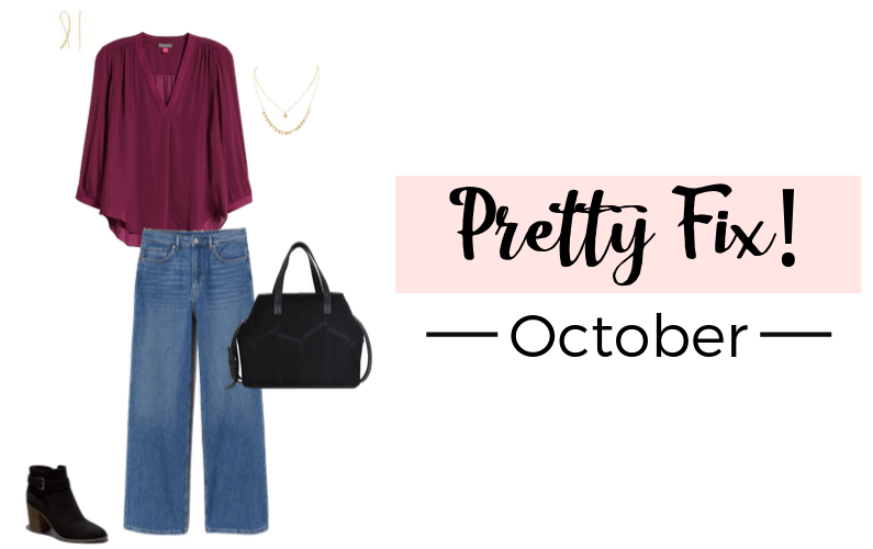Pretty Fix – October
