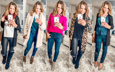Five Days of Winter Outfits