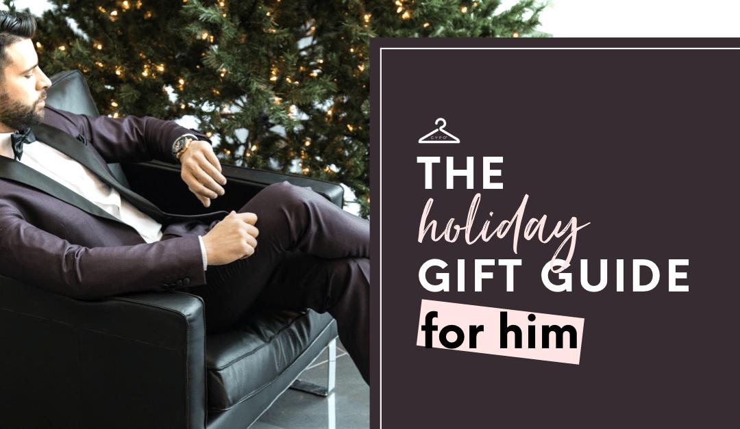Men's Gift Giving Guide