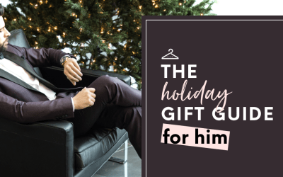 Men's Gift Giving Guide