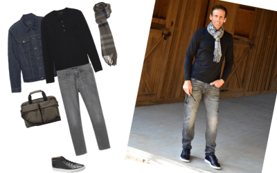 Seven Menswear Outfit Formulas Using Closet Staples!