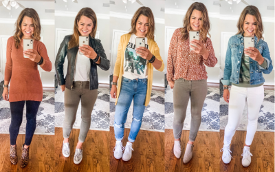 5 Fall Outfit Formulas 2020