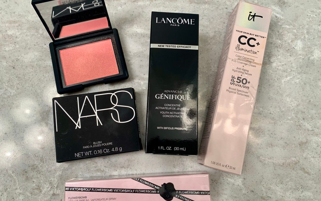 Four Beauty Products Brightening my Day (and Face!)