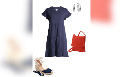 Fourth of July Outfits With Red, White, and Blue