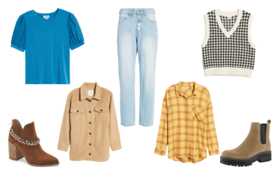 Nordstrom Anniversary Sale Featuring Ten Fall Trends