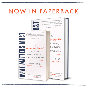 What Matters Most: Now in Paperback!