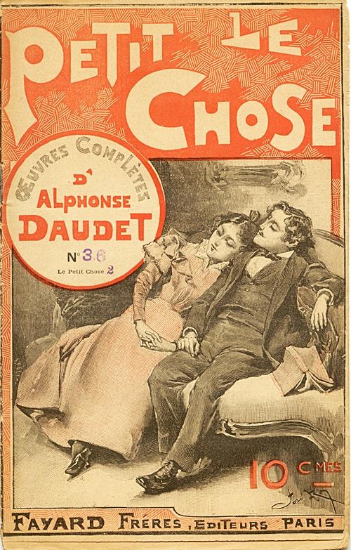 Daudet – Le petit Chose