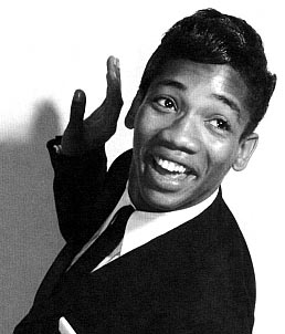 "Little Willie John sang in the original ""Fever"" recording in 1956..."