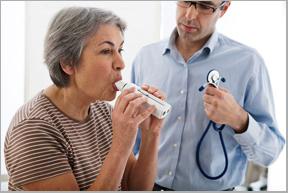 ¿Energetización del aire – también en Enfermedades Pulmonares Obstructivas Crónicas (EPOC)?