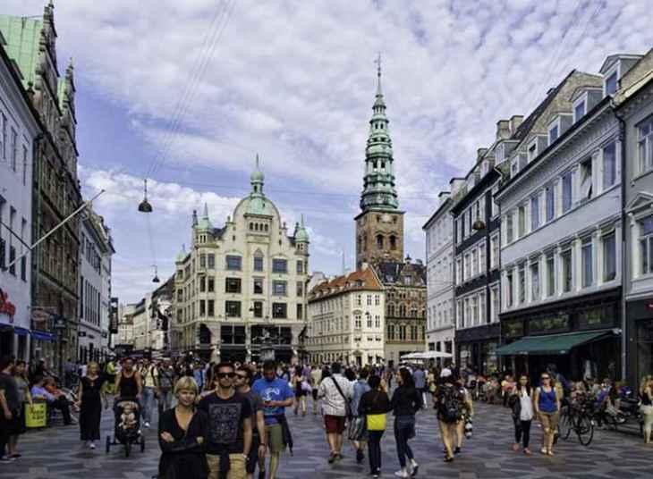 El Strøget en Copenhague / Dinamarca   Gevgelija Tourism ...