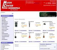 Musik-Center Schenefeld Screenshot