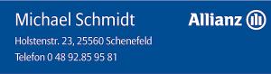 logo Allianz Michael Schmidt