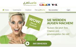 Winario.de Screenshot