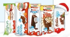 Aktionspackungen Ferrero Wunschgutschein 2017 Gewinnspiel