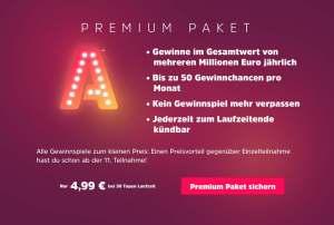 Premium Paket von Gewinnarena