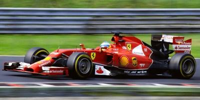 Formel 1 Ferrari Auto