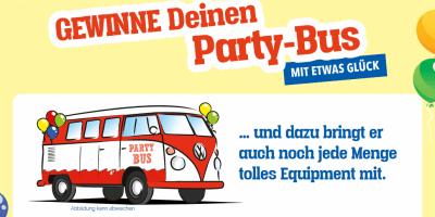 Gewinne deinen Party-Bus Screenshot
