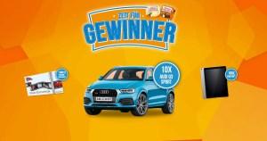 Ferrero Küsschen Gewinnspiel Zeit für Gewinner 2018