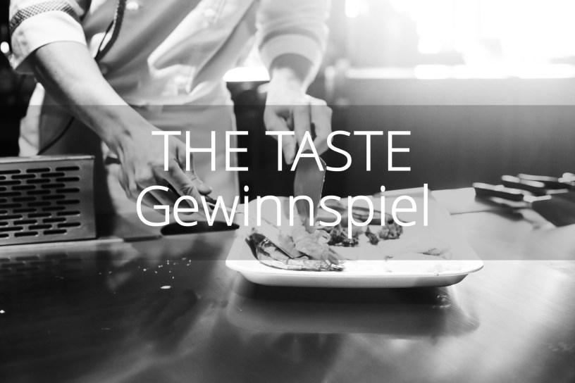 The Taste Gewinnspiel