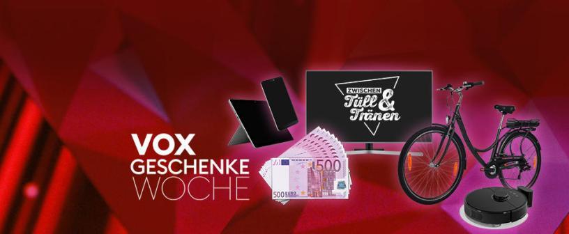 VOX Geschenke-Woche