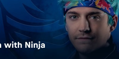 Red Bull Win with Ninja