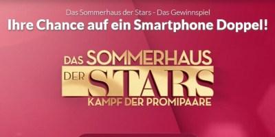 Sommerhaus der Stars Gewinnspiel Winario Screenshot