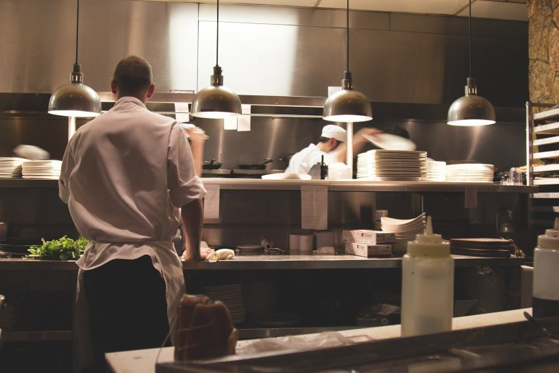 Großküche Symbolbild