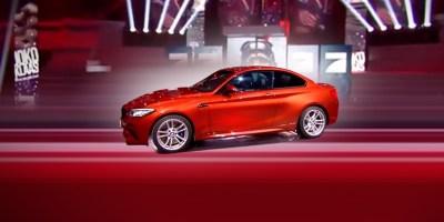 BMW M2 beim Joko und Klaas Gewinnspiel