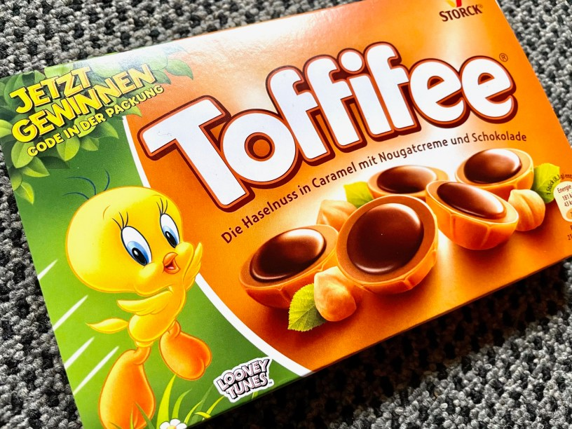 Looney Tunes Toffifee Packung Tweety Bird
