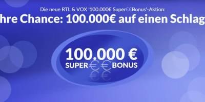 100.000 Euro Superbonus