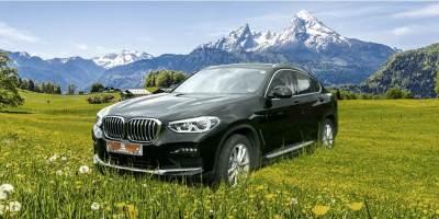 Die Alm Gewinnspiel Preis BMW X4