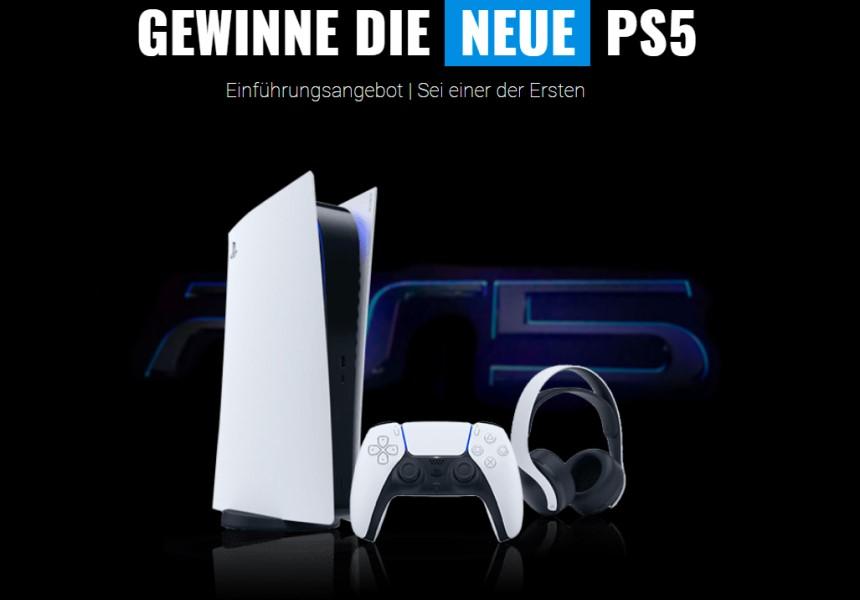 die neue PS5 von Sony