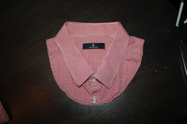 DIY men's shirt to top (11)