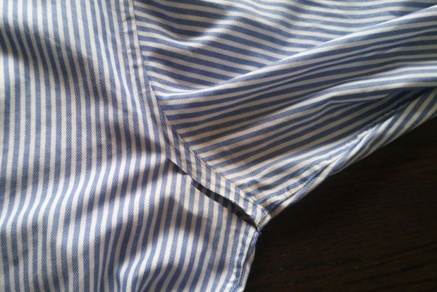 restyle men's shirt DIY (3)