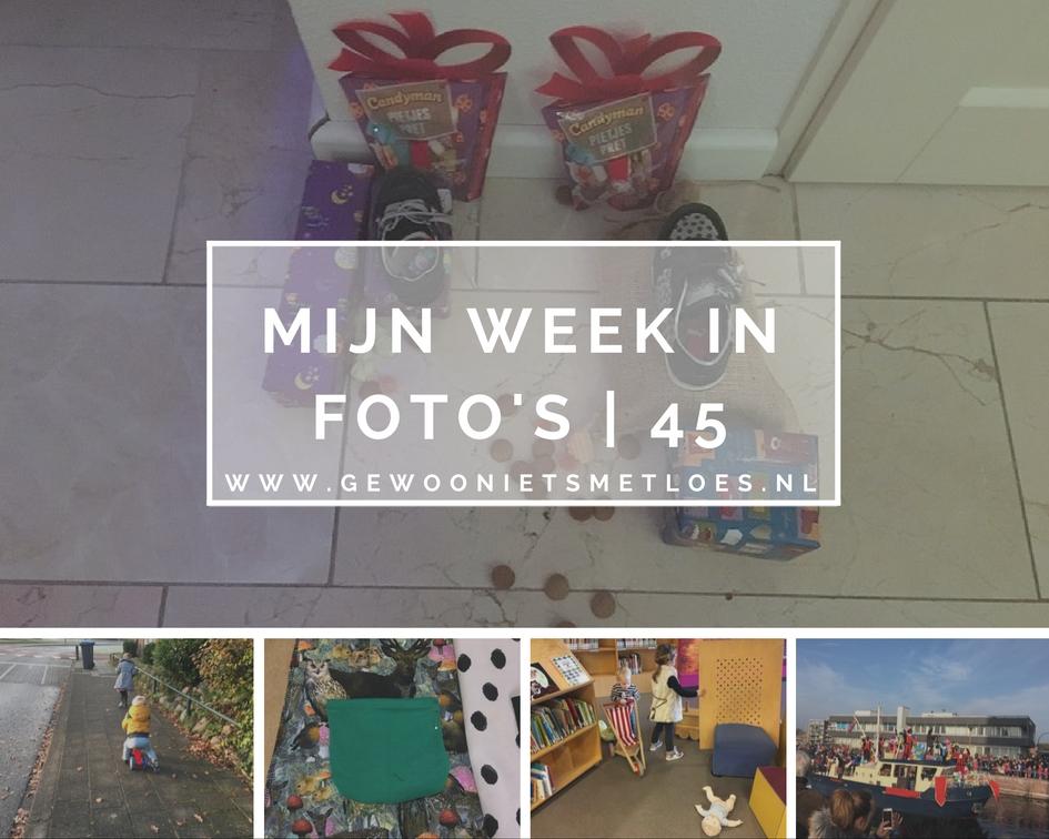 week in foto's 45