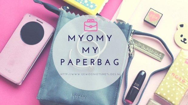 Myomy My Paperbag