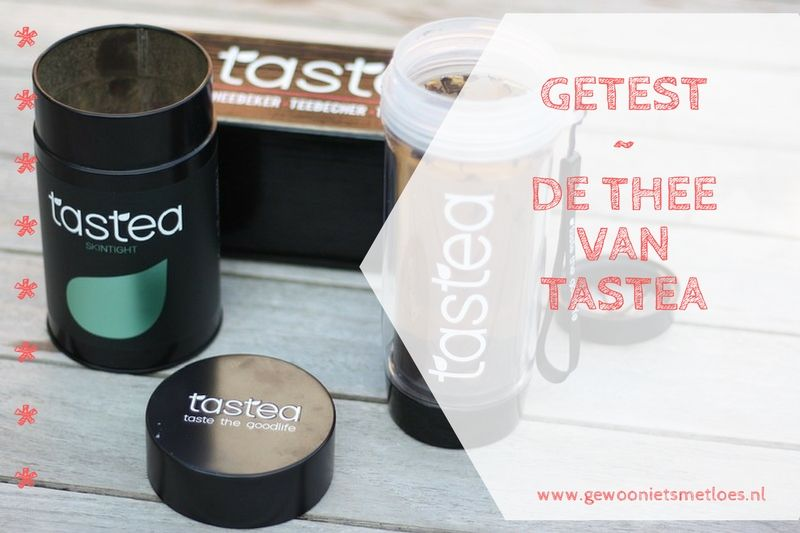 (Nederlands) Getest: Skintight thee van Tastea