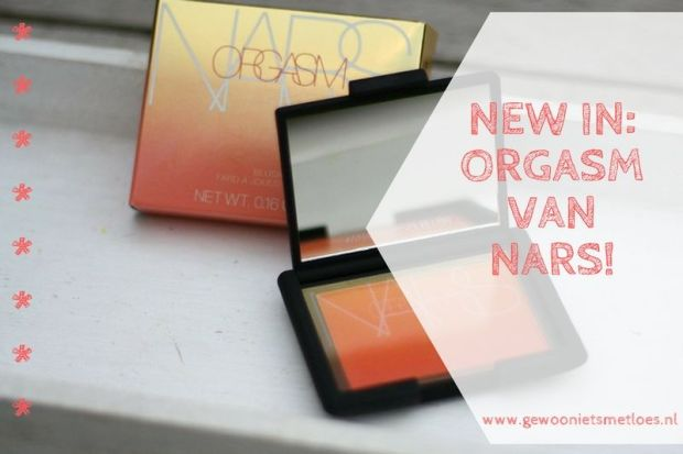 New in Orgasm van Nars