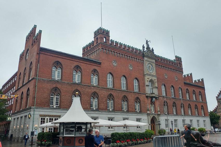 Deens Treinmuseum
