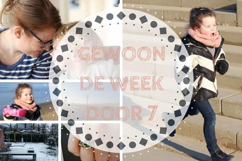 [:nl]Gewoon de week door 7: sneeuw op mijn verjaardag en zon aan het strand[:]